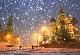 Nytårsaften i Moskva