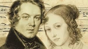 Robert og Clara Schumann