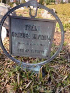 Tekla Griebel Wandall
