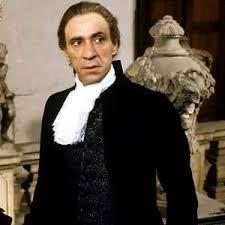 "Antonio Salieri / Murray Abraham. Wolfgang Amadeus Mozarts ""banemand"""