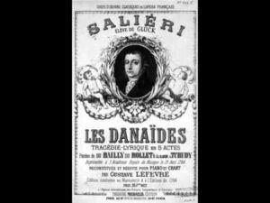 Les Danaides af Antonio Salieri