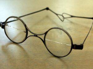 Franz Schuberts briller
