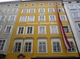 Mozarts barndomshjem