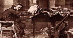 Beethovens arbejdsværelse