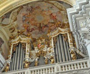 Anton Bruckner orglet i St. Florin