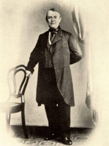 Johannes Brahms far.