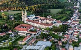 St Florian klosteret