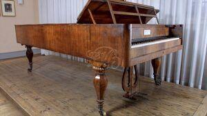 Thomas Broadwood Beethoven klaver. Hovedinstrumentet for klassisk musik