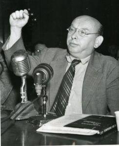 Hanns Eisler Unamerican committee