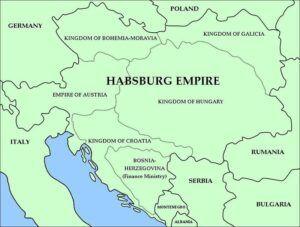 Habsburg - hovedsæde for klassisk musik