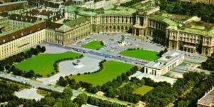 Hofburg Palads Wien