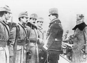 Østrig-Ungarn hær 1 Verdenskrig