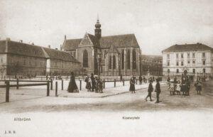Leoš Janáček St. Thomas klosteret