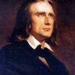 Franz Liszt. Den første 'superstar' inden for klassisk musik