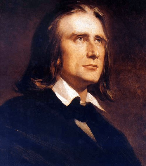 Franz Liszt der inspirerede Bedrich Smetana