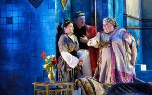 Opera Buffa Barberen fra Baghdad