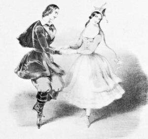 Polkadansere - musikken der inspirerede Bedrich Smetana