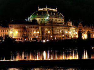 Prags nationalteater