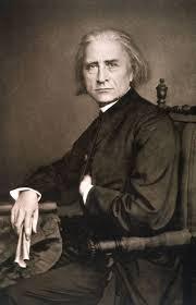 Franz Liszt som midaldrende