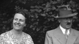 Adolf Hitler og Winifred Wagner i Bayreuth