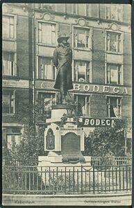 Statue af Adam Oehlenschläger