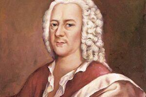 Georg Philipp Telemann. Gudfar til Carl Philipp Emanuel Bach.