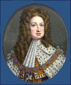 George I af Storbritannien, Georg Friedrich Händels arbejdsgiver
