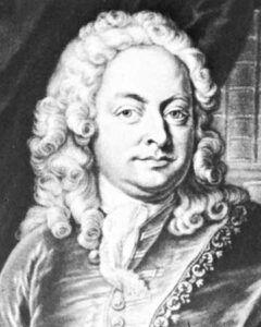 Johann Mattheson, Georg Friedrich Håandels kollega og ven
