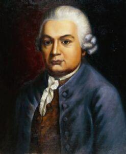 C. P. E. Bach - Carl Philipp Emanuel Bach