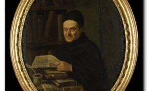 Giovanni Battista Martini. Johann Christian Bachs musiklærer i Italien.