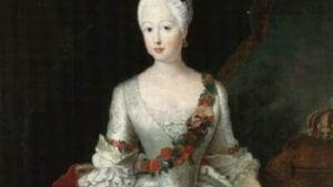 Princesse Anna Amalia af Preussen. Wilhelm Friedemann Bachs benefaktor